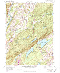 Download a high-resolution, GPS-compatible USGS topo map for Culvers Gap, NJ (1984 edition)