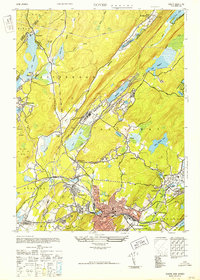 Download a high-resolution, GPS-compatible USGS topo map for Dover, NJ (1954 edition)