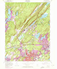 Download a high-resolution, GPS-compatible USGS topo map for Dover, NJ (1972 edition)