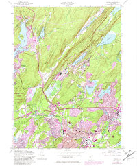 Download a high-resolution, GPS-compatible USGS topo map for Dover, NJ (1982 edition)