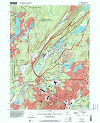 Download a high-resolution, GPS-compatible USGS topo map for Dover, NJ (2000 edition)