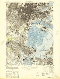Download a high-resolution, GPS-compatible USGS topo map for Elizabeth, NJ (1947 edition)