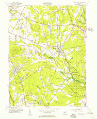 Download a high-resolution, GPS-compatible USGS topo map for Farmingdale, NJ (1956 edition)