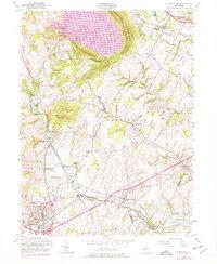 Download a high-resolution, GPS-compatible USGS topo map for Flemington, NJ (1979 edition)
