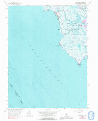 Download a high-resolution, GPS-compatible USGS topo map for Fortescue, NJ (1992 edition)