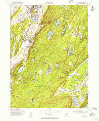 Download a high-resolution, GPS-compatible USGS topo map for Franklin, NJ (1956 edition)