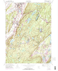 Download a high-resolution, GPS-compatible USGS topo map for Franklin, NJ (1984 edition)