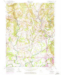 Download a high-resolution, GPS-compatible USGS topo map for Gladstone, NJ (1973 edition)