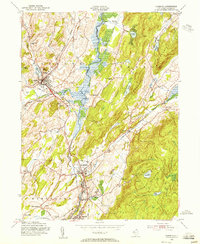 Download a high-resolution, GPS-compatible USGS topo map for Hamburg, NJ (1956 edition)