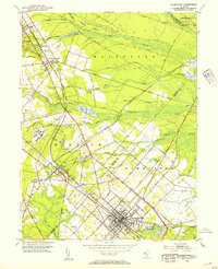 Download a high-resolution, GPS-compatible USGS topo map for Hammonton, NJ (1954 edition)