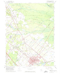 Download a high-resolution, GPS-compatible USGS topo map for Hammonton, NJ (1974 edition)