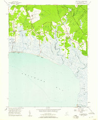 Download a high-resolution, GPS-compatible USGS topo map for Heislerville, NJ (1958 edition)