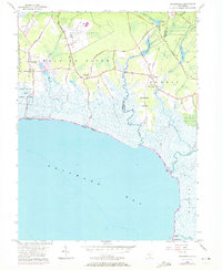 Download a high-resolution, GPS-compatible USGS topo map for Heislerville, NJ (1972 edition)