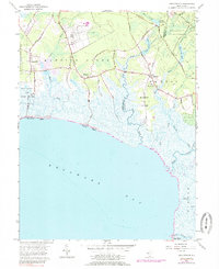 Download a high-resolution, GPS-compatible USGS topo map for Heislerville, NJ (1984 edition)