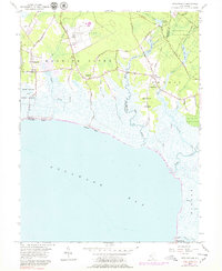 Download a high-resolution, GPS-compatible USGS topo map for Heislerville, NJ (1979 edition)