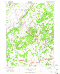 Download a high-resolution, GPS-compatible USGS topo map for High Bridge, NJ (1965 edition)