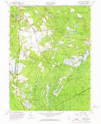 Download a high-resolution, GPS-compatible USGS topo map for Indian Mills, NJ (1966 edition)