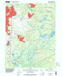 Download a high-resolution, GPS-compatible USGS topo map for Indian Mills, NJ (2000 edition)