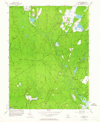 Download a high-resolution, GPS-compatible USGS topo map for Jenkins, NJ (1964 edition)