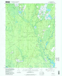 Download a high-resolution, GPS-compatible USGS topo map for Jenkins, NJ (1998 edition)