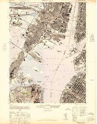 Download a high-resolution, GPS-compatible USGS topo map for Jersey City, NJ (1947 edition)
