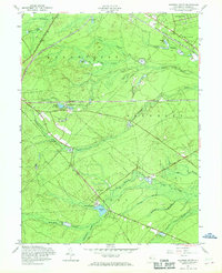 Download a high-resolution, GPS-compatible USGS topo map for Keswick Grove, NJ (1969 edition)