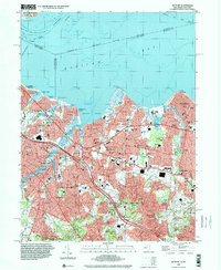 Download a high-resolution, GPS-compatible USGS topo map for Keyport, NJ (2000 edition)