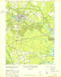 Download a high-resolution, GPS-compatible USGS topo map for Lakewood, NJ (1947 edition)