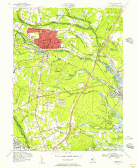 Download a high-resolution, GPS-compatible USGS topo map for Lakewood, NJ (1956 edition)