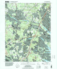 Download a high-resolution, GPS-compatible USGS topo map for Lakewood, NJ (2000 edition)
