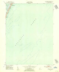 Download a high-resolution, GPS-compatible USGS topo map for Long Beach NE, NJ (1954 edition)