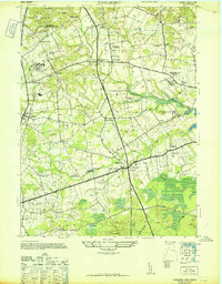 Download a high-resolution, GPS-compatible USGS topo map for Marlboro, NJ (1947 edition)
