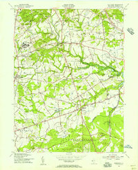 Download a high-resolution, GPS-compatible USGS topo map for Marlboro, NJ (1956 edition)