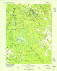 Download a high-resolution, GPS-compatible USGS topo map for Medford Lakes, NJ (1954 edition)