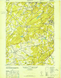 Download a high-resolution, GPS-compatible USGS topo map for Mendham, NJ (1947 edition)