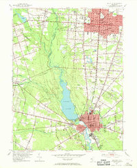 Download a high-resolution, GPS-compatible USGS topo map for Millville, NJ (1969 edition)