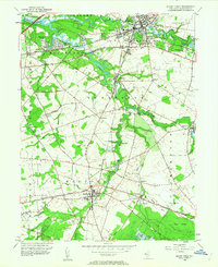 Download a high-resolution, GPS-compatible USGS topo map for Mount Holly, NJ (1963 edition)