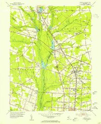 Download a high-resolution, GPS-compatible USGS topo map for Newfield, NJ (1954 edition)