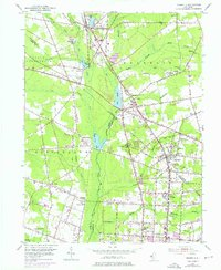 Download a high-resolution, GPS-compatible USGS topo map for Newfield, NJ (1976 edition)