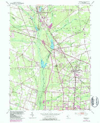 Download a high-resolution, GPS-compatible USGS topo map for Newfield, NJ (1987 edition)
