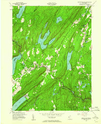 Download a high-resolution, GPS-compatible USGS topo map for Newfoundland, NJ (1960 edition)