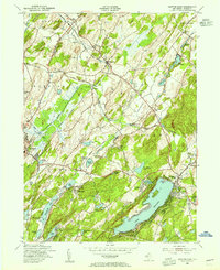 Download a high-resolution, GPS-compatible USGS topo map for Newton East, NJ (1955 edition)