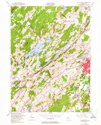 Download a high-resolution, GPS-compatible USGS topo map for Newton West, NJ (1963 edition)