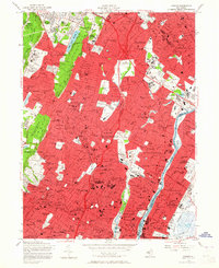 Download a high-resolution, GPS-compatible USGS topo map for Orange, NJ (1965 edition)