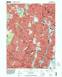 Download a high-resolution, GPS-compatible USGS topo map for Orange, NJ (2000 edition)