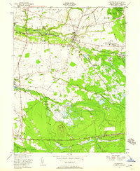 Download a high-resolution, GPS-compatible USGS topo map for Pemberton, NJ (1959 edition)