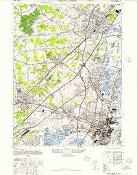 Download a high-resolution, GPS-compatible USGS topo map for Perth Amboy, NJ (1947 edition)