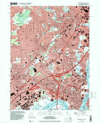 Download a high-resolution, GPS-compatible USGS topo map for Perth Amboy, NJ (2000 edition)