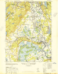 Download a high-resolution, GPS-compatible USGS topo map for Pompton Plains, NJ (1947 edition)