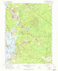 Download a high-resolution, GPS-compatible USGS topo map for Port Elizabeth, NJ (1972 edition)